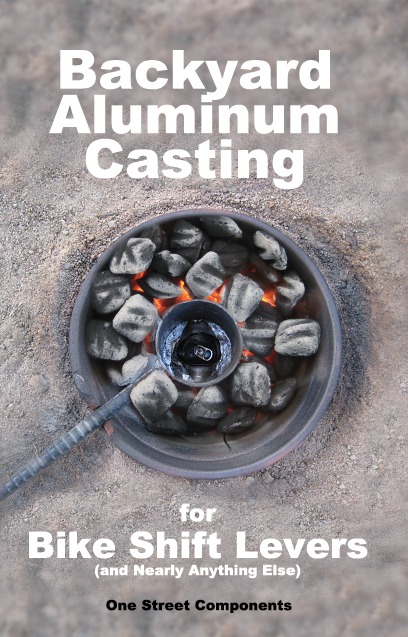 Backyard Aluminum Casting front cover