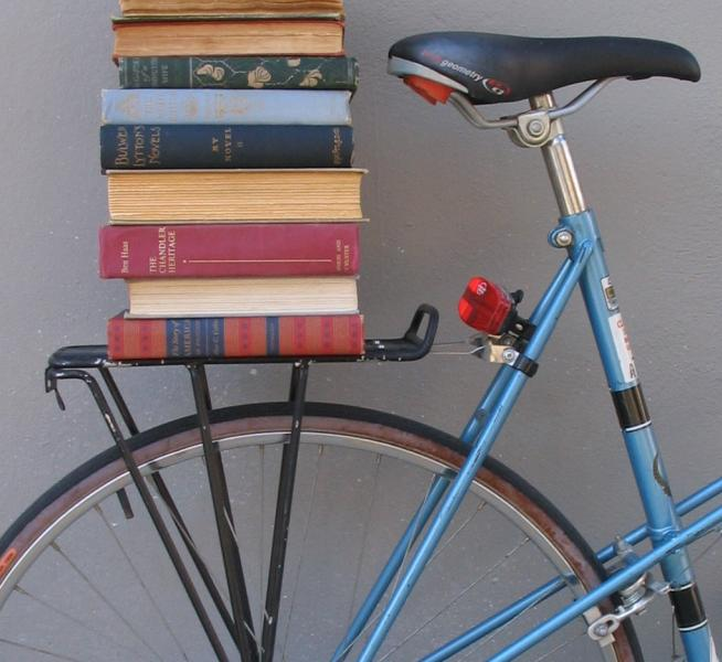 books_and_bike